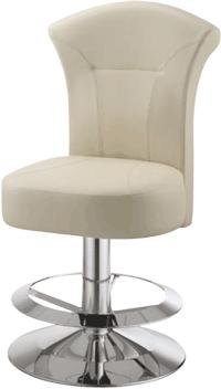 casino chair Aspen, italian quality, ergonomics, comfortable, VIP seating